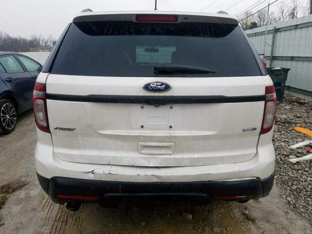 2015 Ford    Vin: 1FM5K8GT7FGC60440