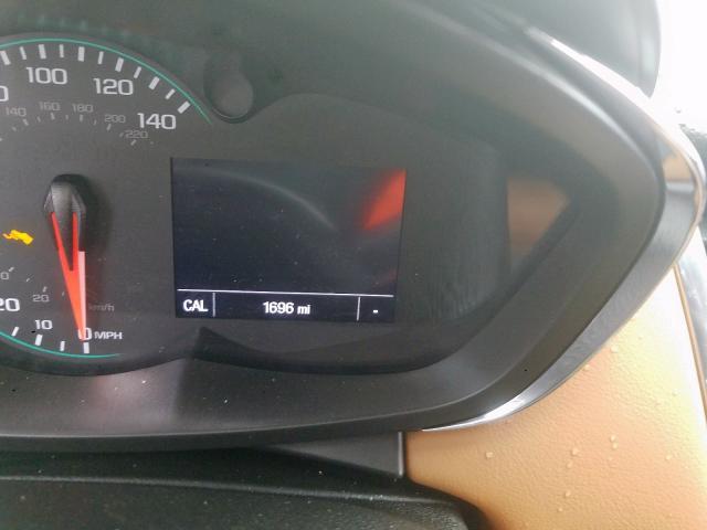 2020 Chevrolet TRAX | Vin: 3GNCJMSB9LL231896