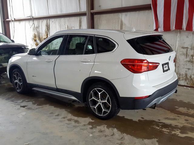 2016 BMW X1 | Vin: WBXHT3Z33G4A51090