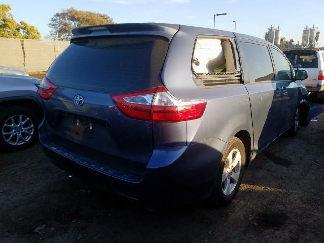 2017 Toyota SIENNA | Vin: 5TDZZ3DC6HS882187