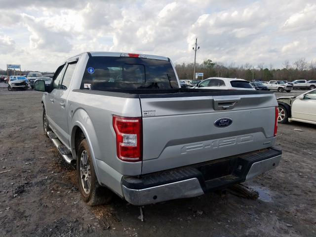 2019 Ford F150 | Vin: 1FTEW1C44KFB43672