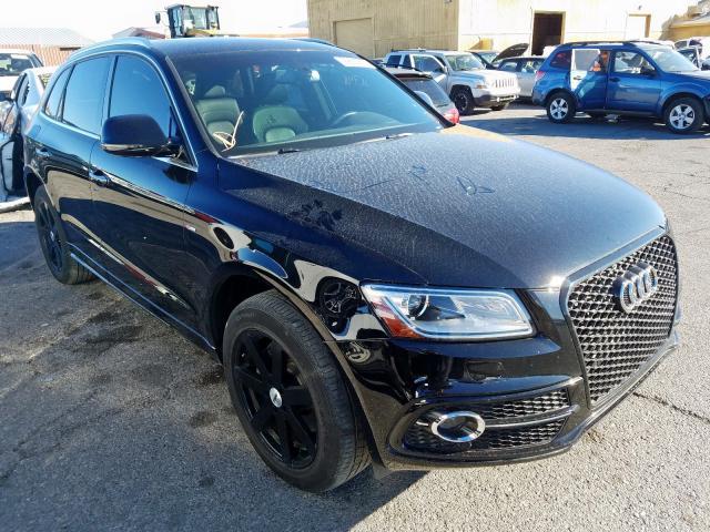 2016 Audi Q5   Vin: WA1D7AFP7GA089944