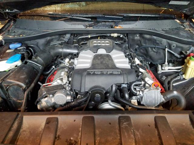 2013 Audi    Vin: WA1DGAFE1DD011426