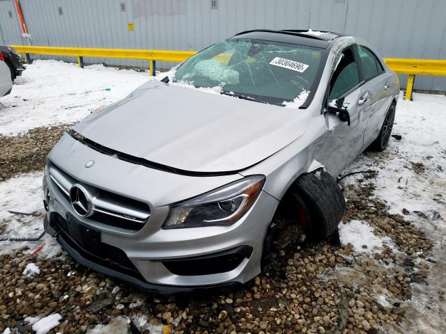 2016 Mercedes-Benz CLA | Vin: WDDSJ5CB4GN310025