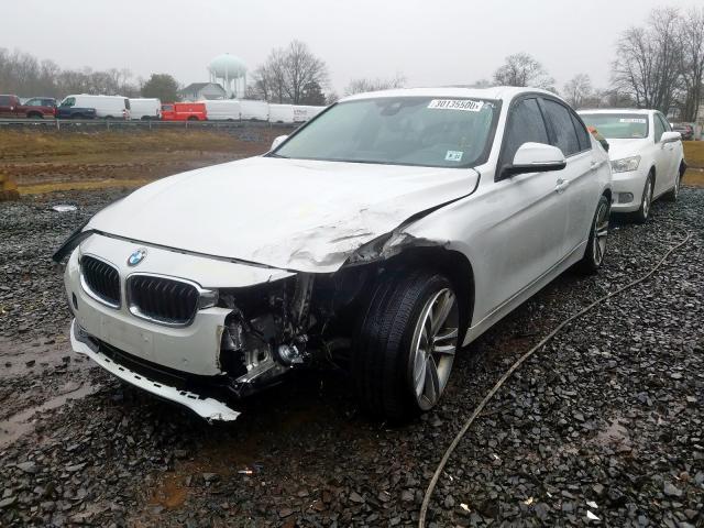 2016 BMW 328 XI SULEV | Vin: WBA8E3G57GNU01692