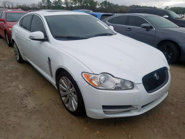 2009 Jaguar Xf Luxury 4.2L