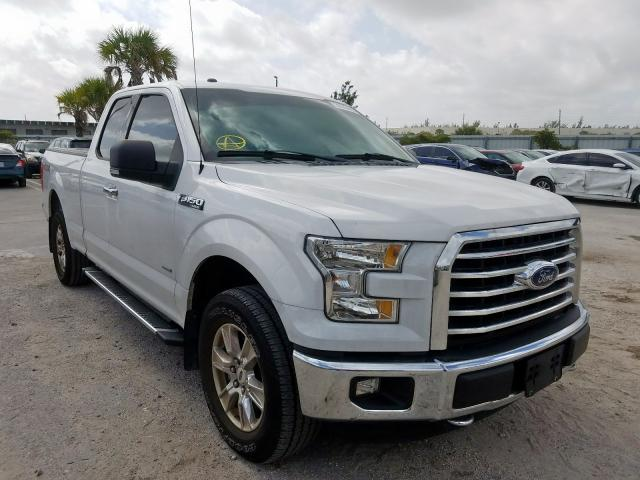 Used 2016 FORD F150 - Small image. Lot 30535400