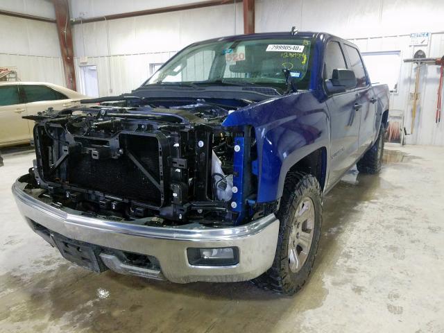2014 Chevrolet SILVERADO | Vin: 3GCUKREC6EG123954