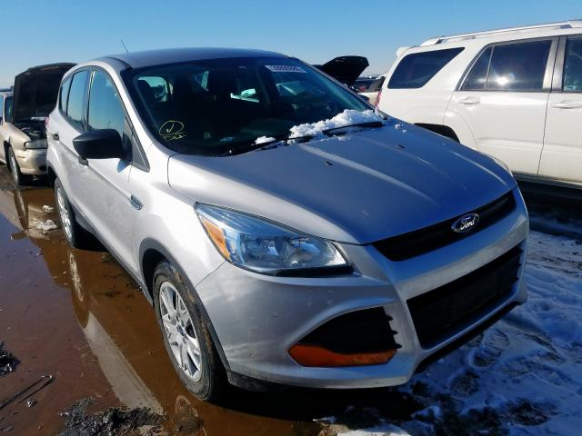 Ford Escape S Vehiculos salvage en venta: 2015 Ford Escape S