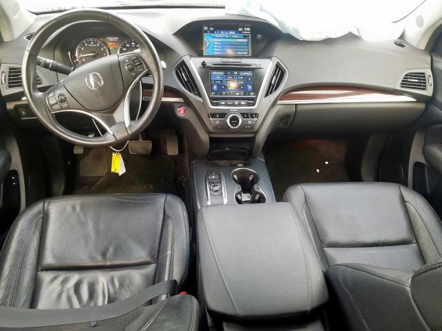 2016 Acura mdx | Vin: 5FRYD3H28GB019808