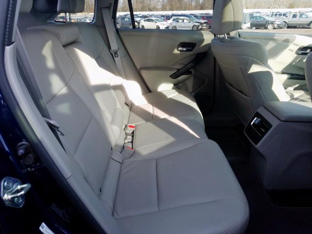 2017 Acura RDX   Vin: 5J8TB4H54HL012954