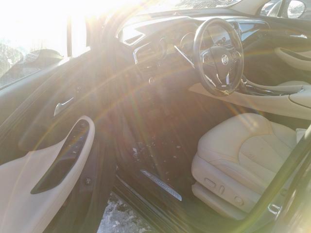 2018 Buick ENVISION | Vin: LRBFXCSA2JD009708