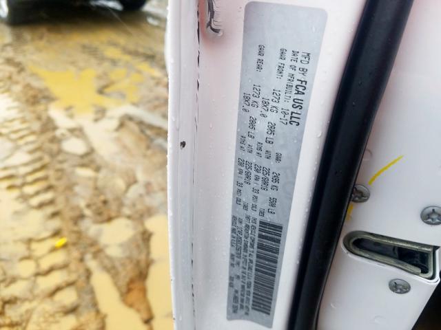 2018 Jeep    Vin: 1C4PJMDB3JD567070