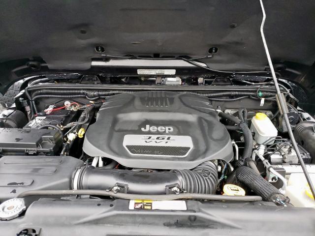 2013 Jeep    Vin: 1C4HJWEGXDL504181