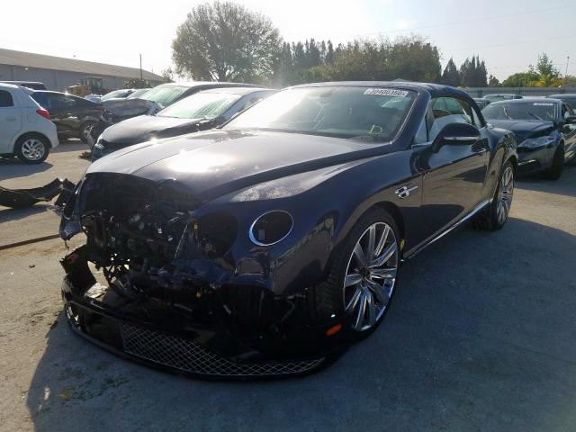 2017 Bentley CONTINENTAL GT V8 | Vin: SCBGT3ZA4HC061805