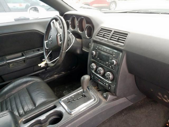 2013 Dodge    Vin: 2C3CDYAG5DH579309