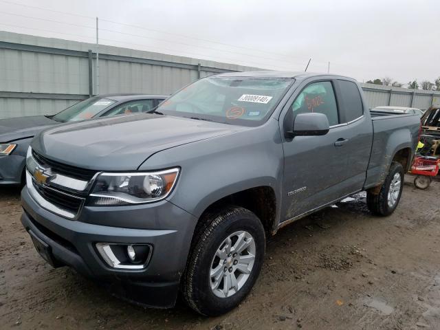 2019 Chevrolet COLORADO | Vin: 1GCHSCEN6K1326899