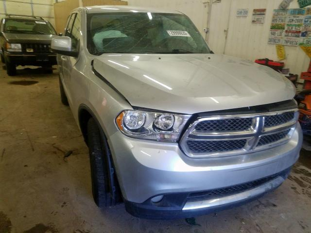 Dodge Durango SX salvage cars for sale: 2013 Dodge Durango SX
