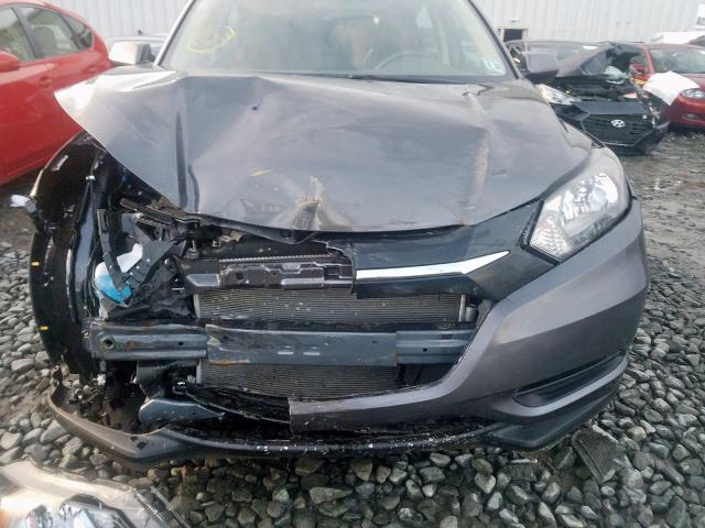 2018 Honda HR-V   Vin: 3CZRU6H34JG719630