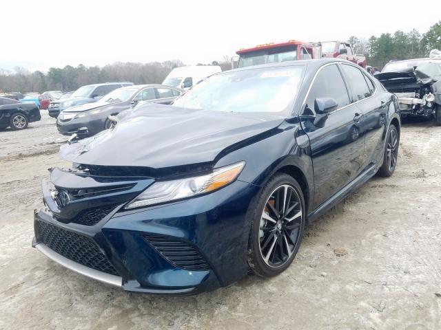 2019 Toyota CAMRY | Vin: 4T1B61HK6KU759441