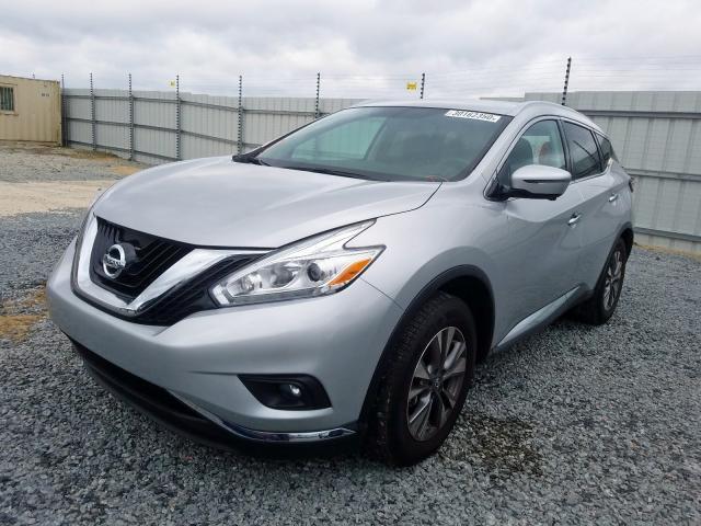 2017 Nissan MURANO | Vin: 5N1AZ2MG6HN139380