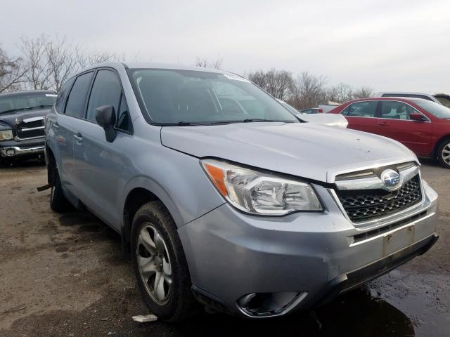 Salvage 2014 SUBARU FORESTER - Small image. Lot 29930290