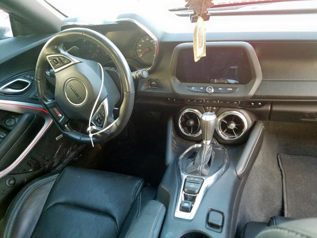 2019 Chevrolet CAMARO   Vin: 1G1FH1R76K0146925