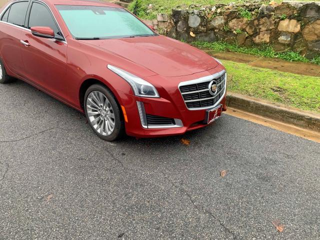 2014 Cadillac Cts Luxury 3.6L