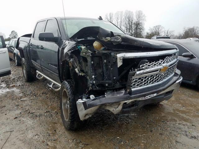 2015 Chevrolet SILVERADO | Vin: 3GCUKREC1FG111552