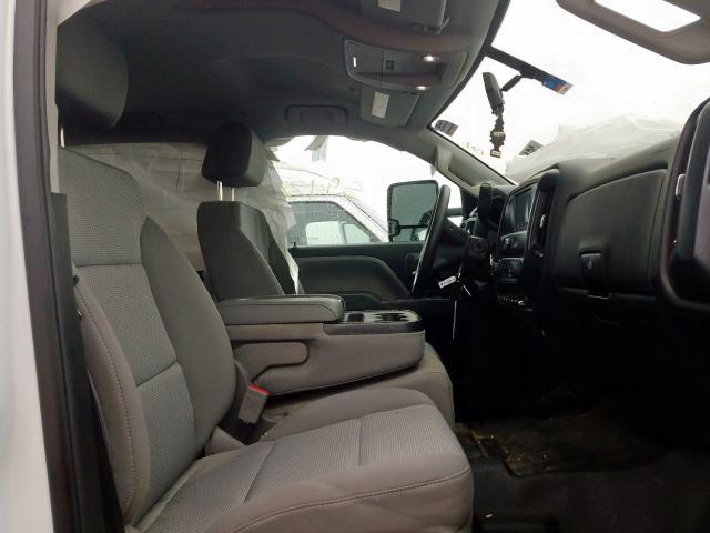 2019 Chevrolet SILVERADO | Vin: 1GC1CREGXKF192999