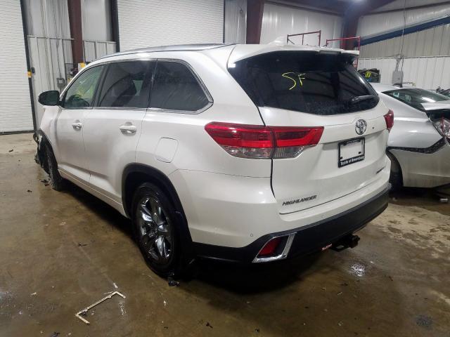 2017 Toyota  | Vin: 5TDDZRFH4HS410902