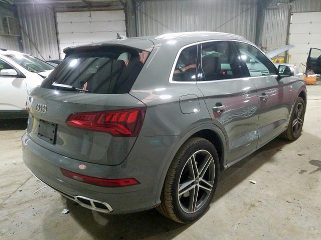 2019 Audi SQ5 PREMIUM | Vin: WA1A4AFYXK2026893