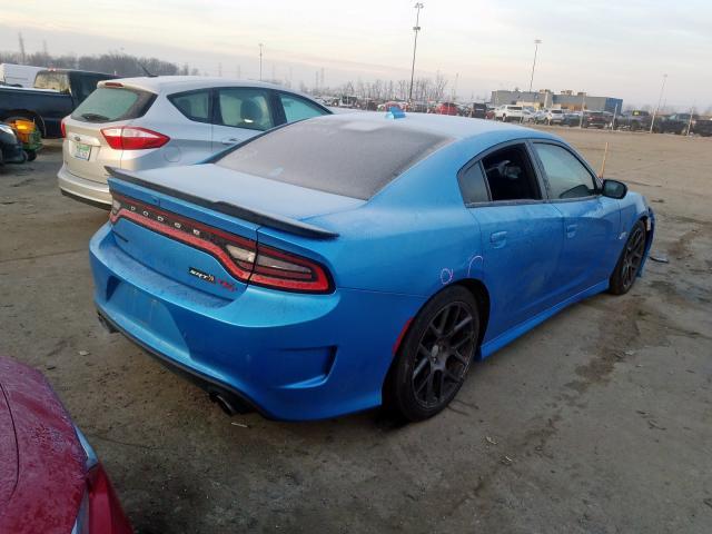 2016 Dodge CHARGER | Vin: 2C3CDXGJXGH285664