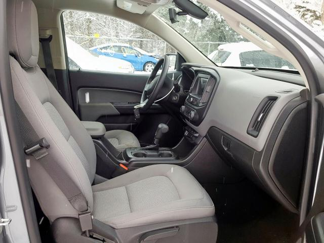 2018 Chevrolet  | Vin: 1GCGTBEN5J1279382