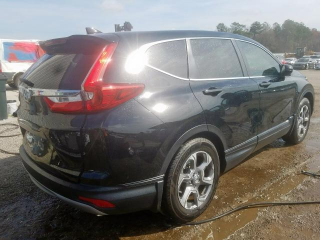 2018 Honda CR-V   Vin: 2HKRW1H85JH507499