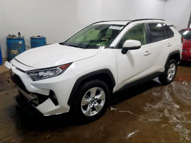 2019 Toyota RAV4 | Vin: JTMP1RFV0KD515630
