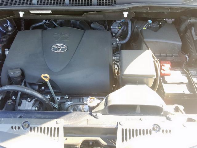 2020 Toyota  | Vin: 5TDYZ3DC5LS055141
