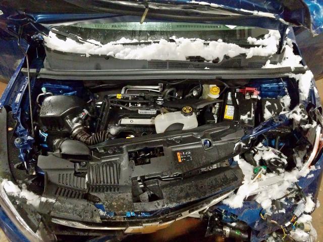 2019 Chevrolet TRAX | Vin: 3GNCJMSBXKL350782