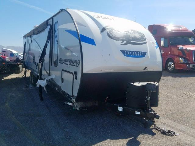 Other Travel Trailer salvage cars for sale: 2019 Other Travel Trailer