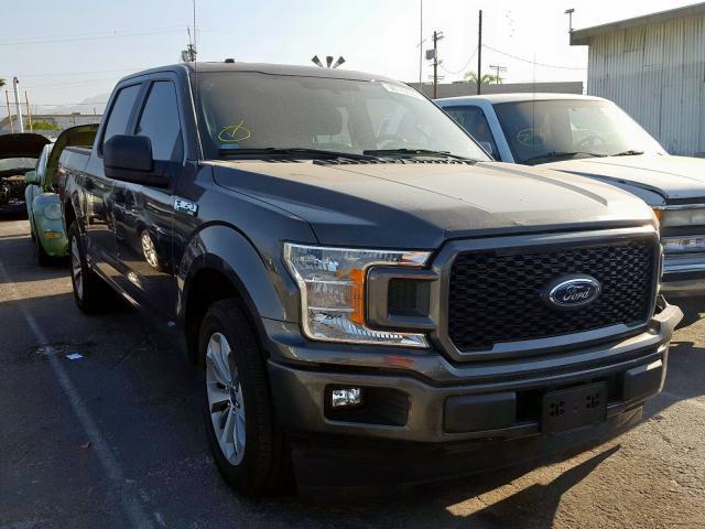 2018 Ford  | Vin: 1FTEW1CP8JKD21082