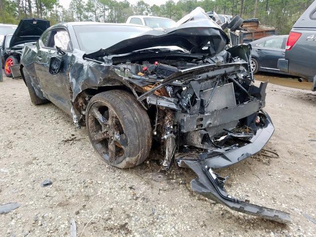 2018 Chevrolet CAMARO | Vin: 1G1FE1R73J0145349