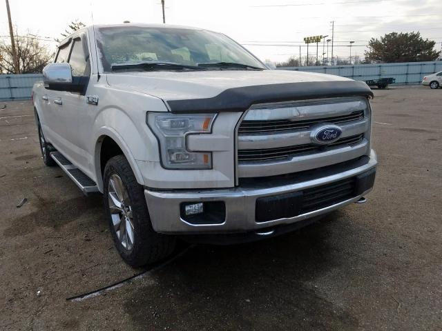 2016 Ford    Vin: 1FTFW1EF1GFC53847