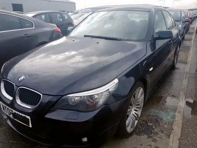 BMW 520D M SPO - 2007 rok