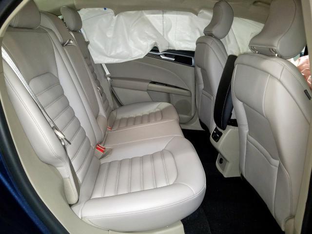 2019 Ford FUSION | Vin: 3FA6P0MU4KR268125