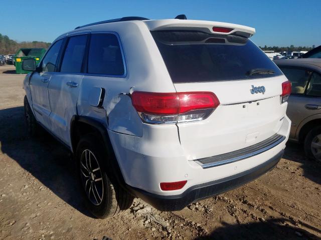 2017 Jeep    Vin: 1C4RJEBG6HC887951