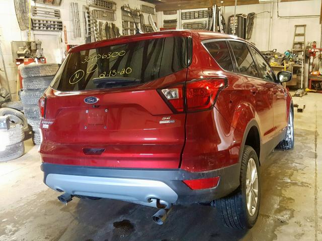 2019 Ford  | Vin: 1FMCU9GD4KUC54722