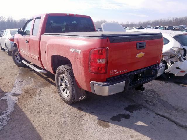 2013 Chevrolet SILVERADO | Vin: 1GCRKREA5DZ109272