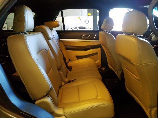 2016 Ford EXPLORER | Vin: 1FM5K8D86GGB67006