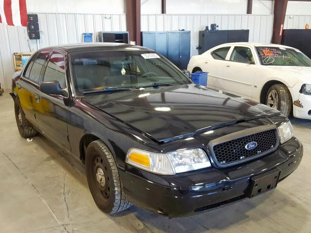 Salvage 2011 FORD CROWN VIC - Small image. Lot 30163990