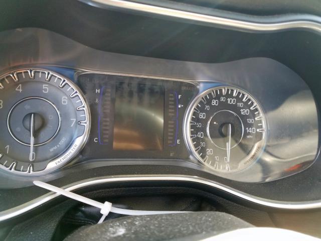 2015 Chrysler    Vin: 1C3CCCAB0FN649769